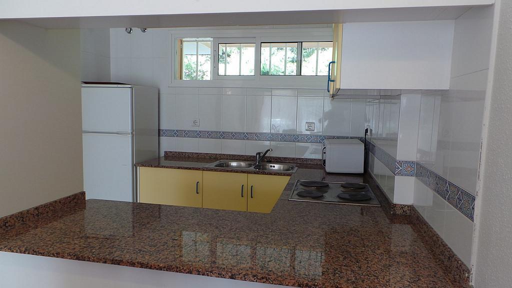 Cocina - Apartamento en venta en calle Número, Hospitalet de l´Infant, L´ - 212838703