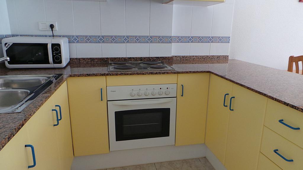 Cocina - Apartamento en venta en calle Número, Hospitalet de l´Infant, L´ - 212838714