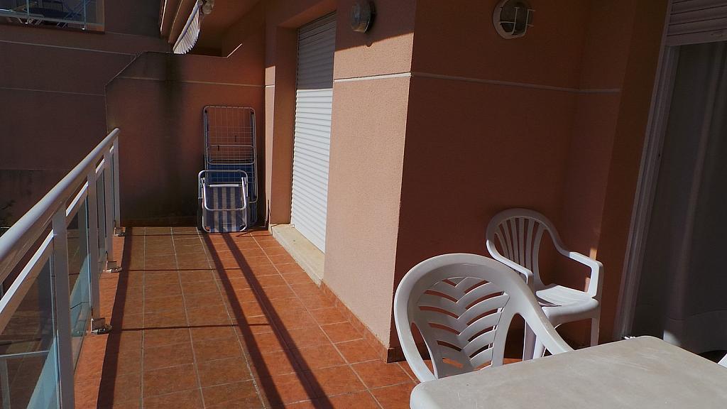Terraza - Apartamento en venta en calle Número, Hospitalet de l´Infant, L´ - 212838728