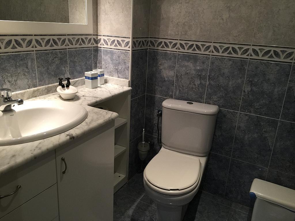 Baño - Apartamento en venta en calle Viladomat, Covamar en Salou - 238057429