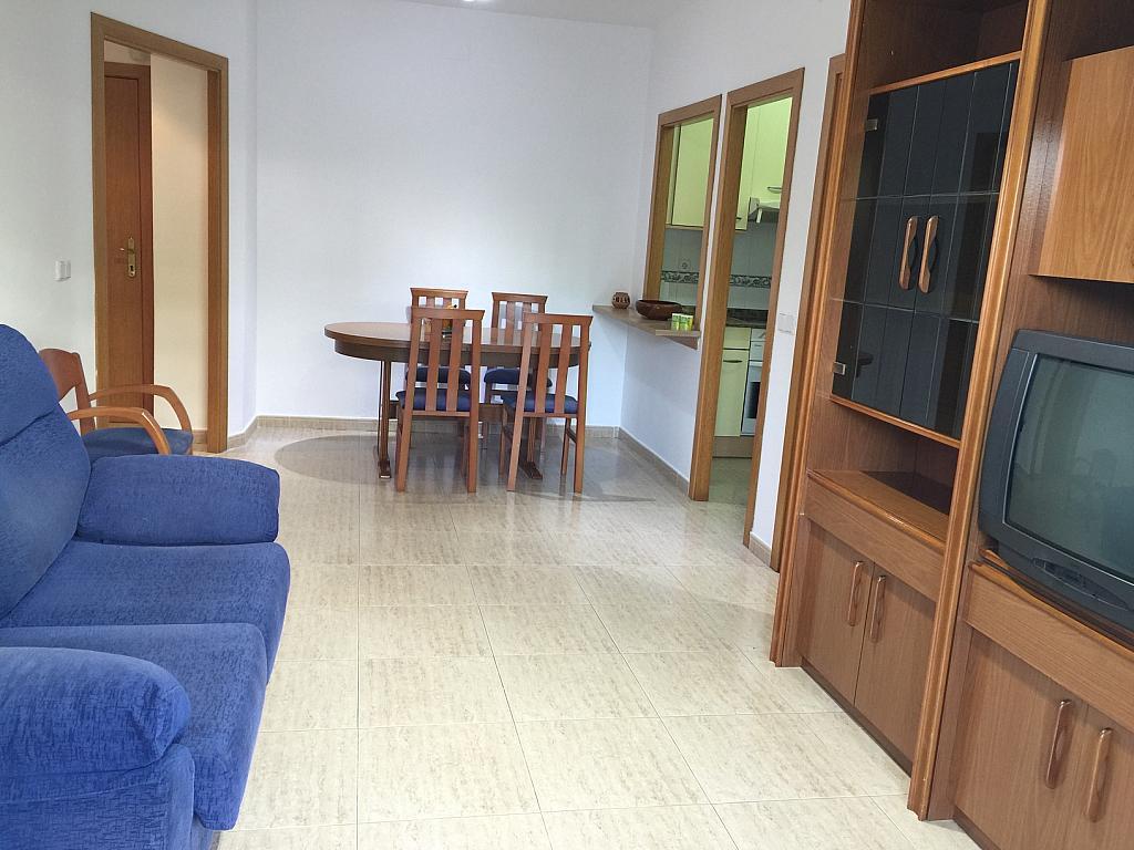 Salón - Apartamento en venta en calle Viladomat, Covamar en Salou - 238057439
