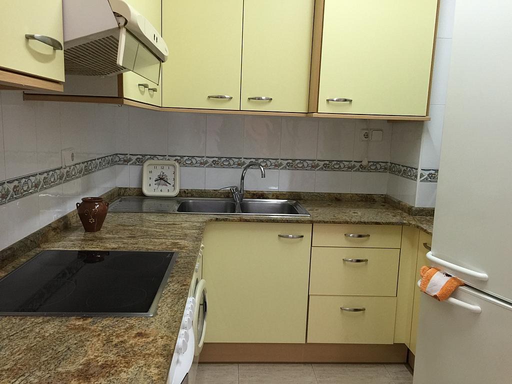 Cocina - Apartamento en venta en calle Viladomat, Covamar en Salou - 238057511