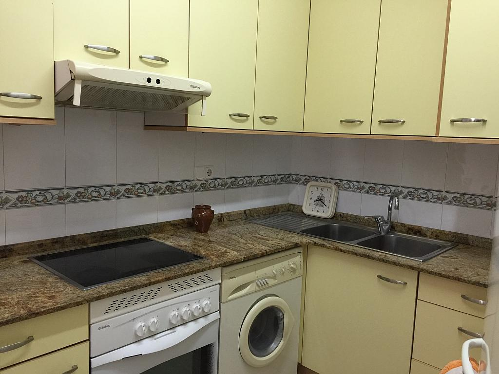 Cocina - Apartamento en venta en calle Viladomat, Covamar en Salou - 238057517