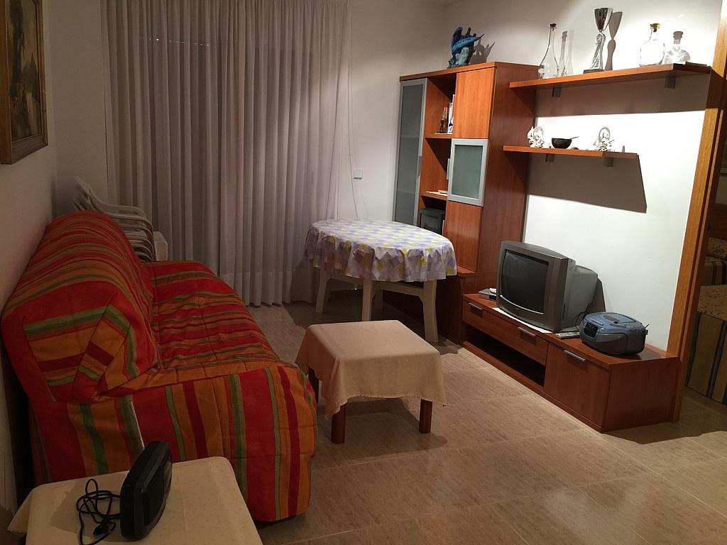 Comedor - Apartamento en venta en calle Viladomat, Covamar en Salou - 238061164