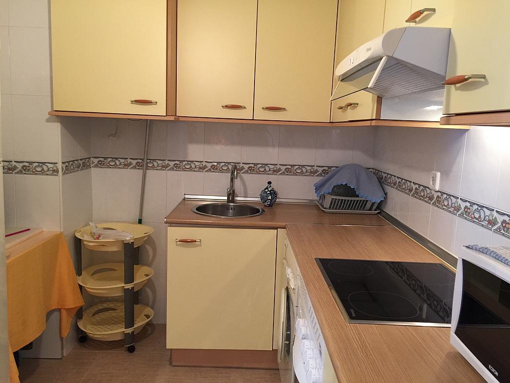 Cocina - Apartamento en venta en calle Viladomat, Covamar en Salou - 238061192