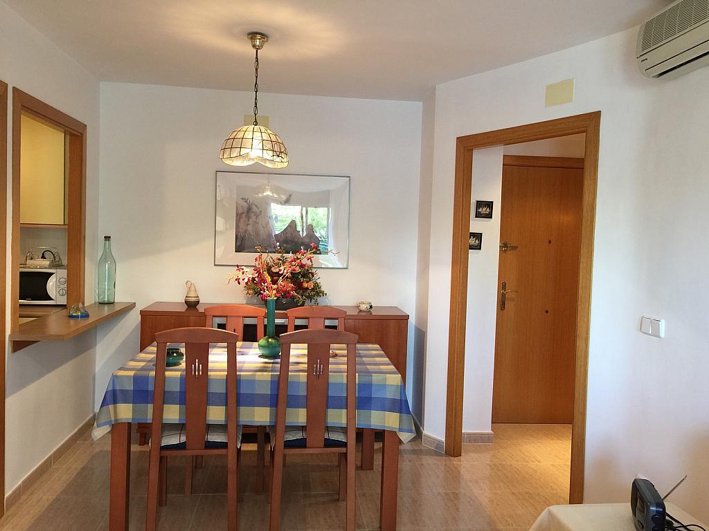 Comedor - Apartamento en venta en calle Viladomat, Covamar en Salou - 238061200