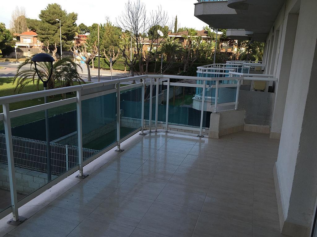 Terraza - Apartamento en venta en calle Viladomat, Covamar en Salou - 238061222
