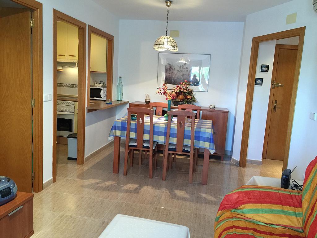 Comedor - Apartamento en venta en calle Viladomat, Covamar en Salou - 238061229