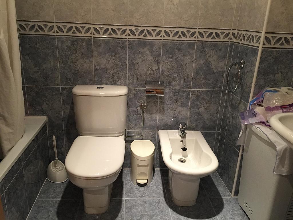 Baño - Apartamento en venta en calle Viladomat, Covamar en Salou - 238061241
