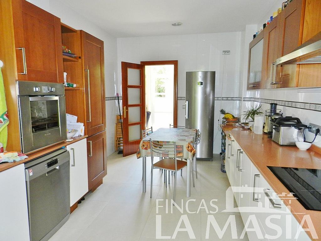 Casa pareada en alquiler en Montgavina en Sitges - 195435131