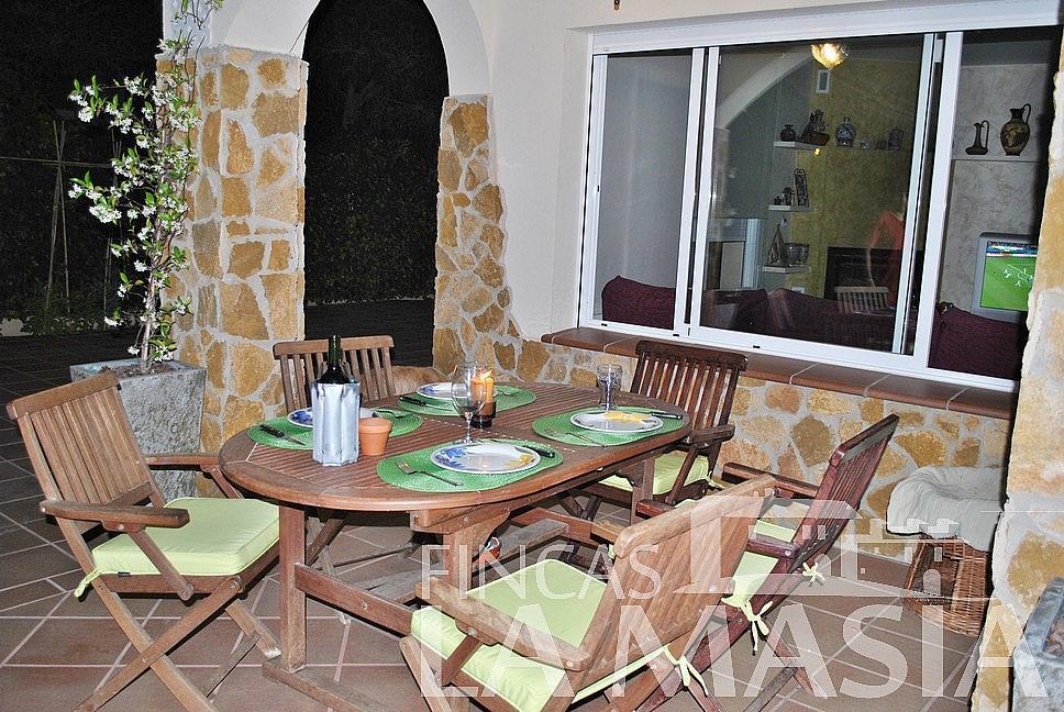 Casa en alquiler en Canyelles - 262850767