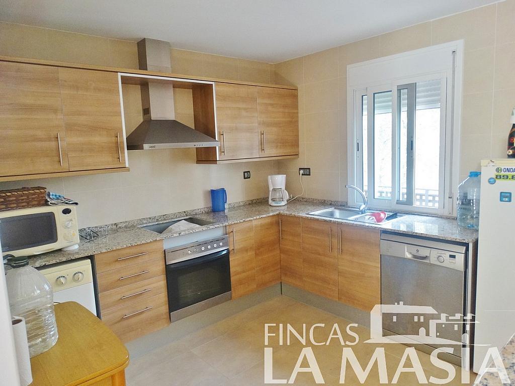 Casa en alquiler en Las Colinas en Olivella - 267068317