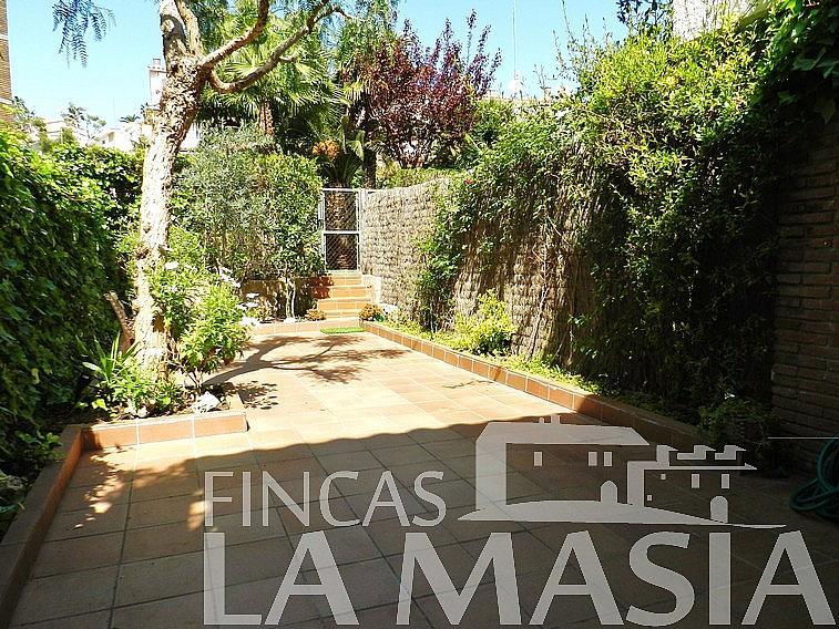 Casa adosada en alquiler en Vallpineda en Sant Pere de Ribes - 326272020