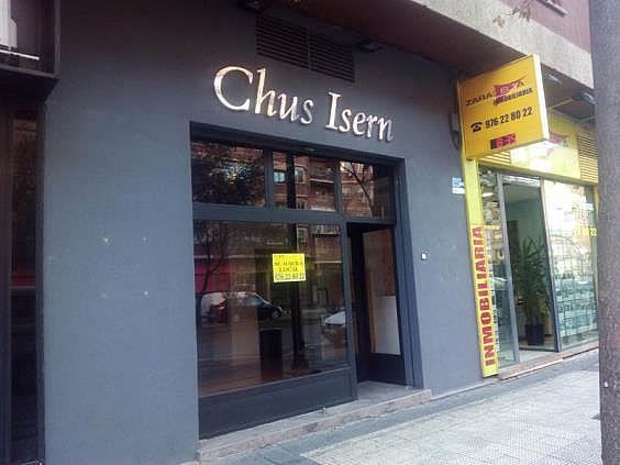 Local en alquiler en calle Las Torres, Paseo Independencia en Zaragoza - 289139847