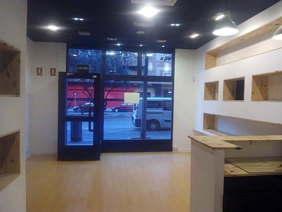 Local en alquiler en calle Las Torres, Paseo Independencia en Zaragoza - 289139853