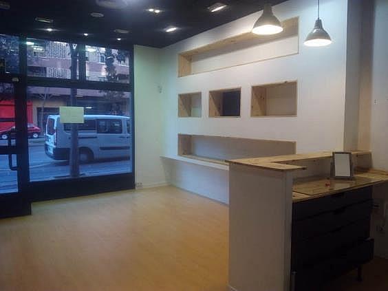 Local en alquiler en calle Las Torres, Paseo Independencia en Zaragoza - 289139862