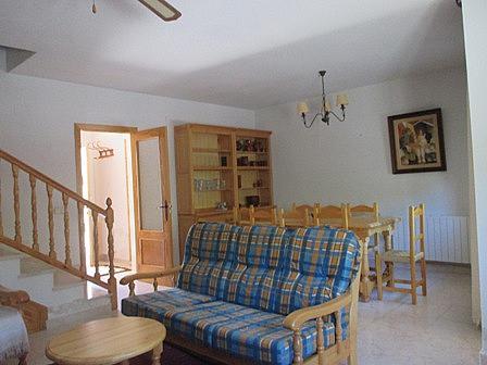 Salón - Chalet en alquiler en calle La Noria, Cebreros - 280713333