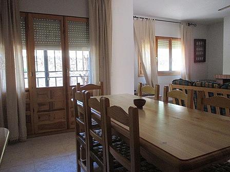 Comedor - Chalet en alquiler en calle La Noria, Cebreros - 280713335