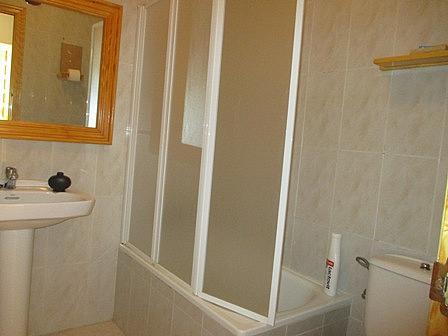 Baño - Chalet en alquiler en calle La Noria, Cebreros - 280713355
