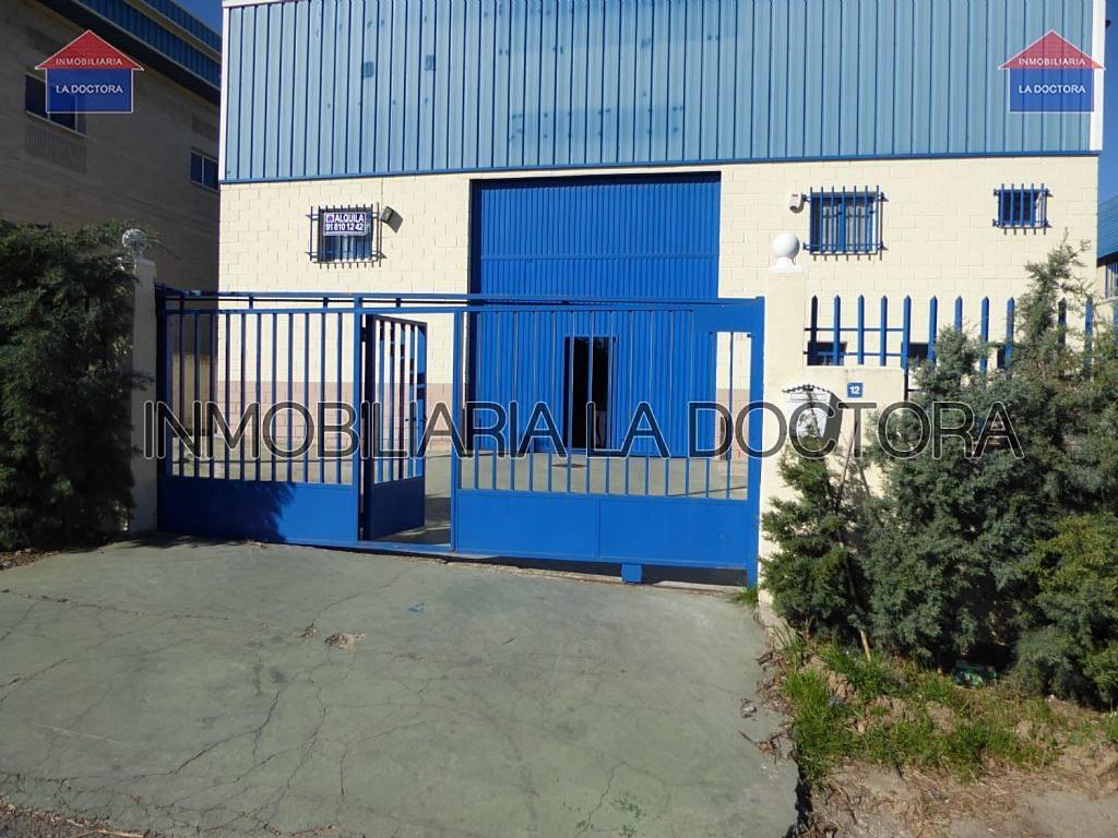 Nave industrial en alquiler en calle Villaviciosa, Navalcarnero - 273956989
