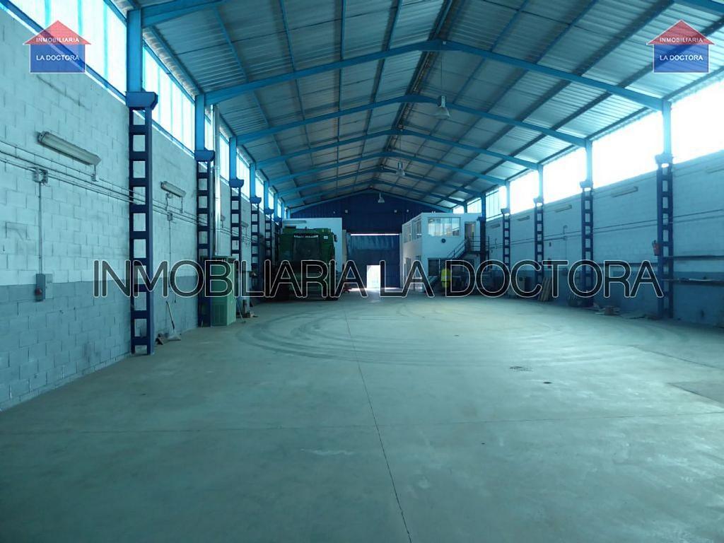 Nave industrial en alquiler en calle Villaviciosa, Navalcarnero - 273956992