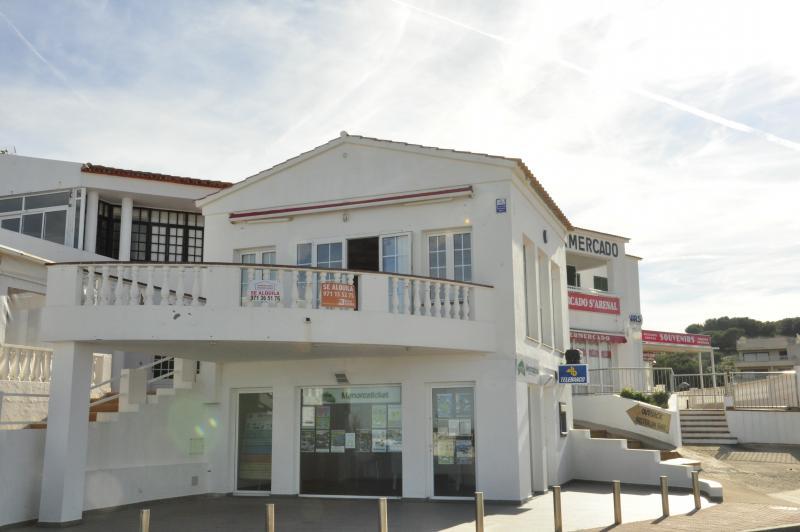 Fachada - Local en alquiler en calle Central, Arenal (S´) - 108143729