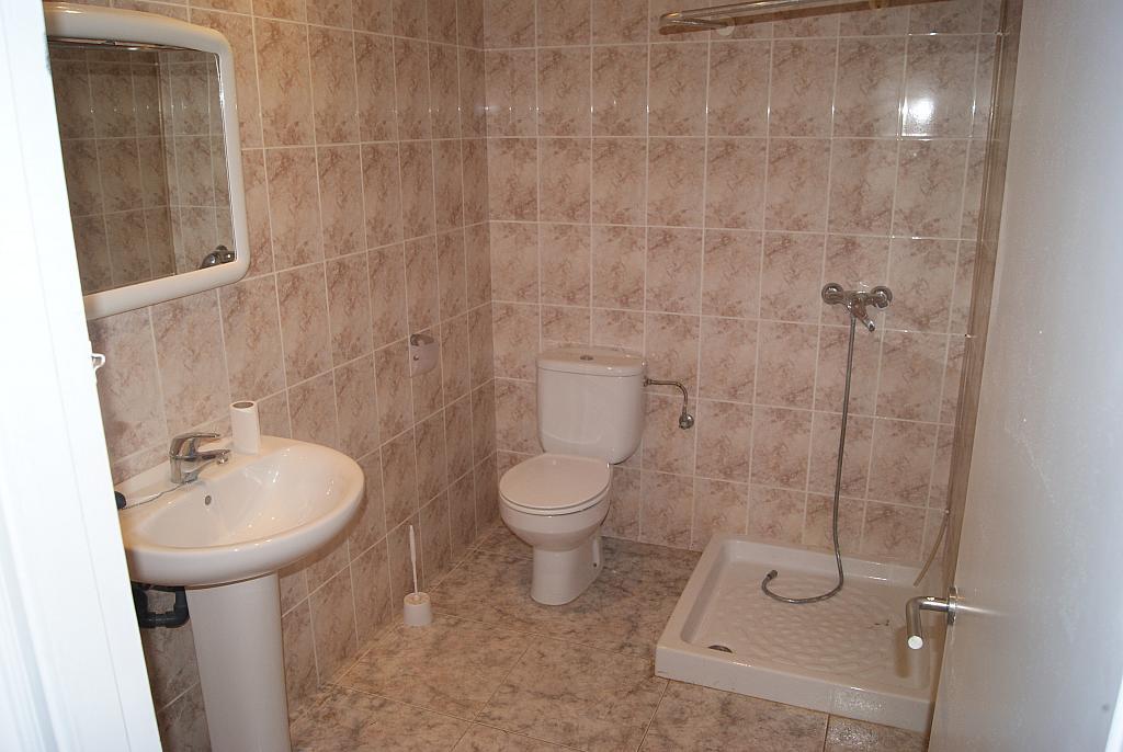Baño - Local comercial en alquiler en calle Lleida, Ciutadella en Ciutadella de Menorca - 227449341