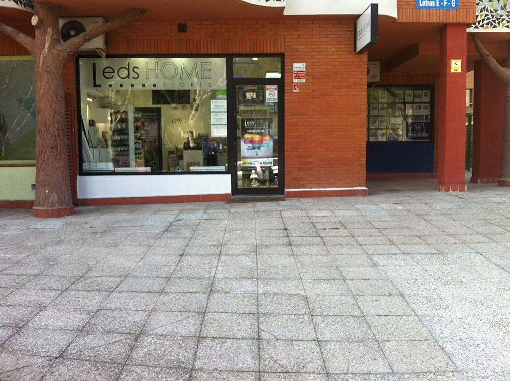 Local comercial en alquiler en calle Francia, Zona Avenida de Europa en Pozuelo de Alarcón - 256063260
