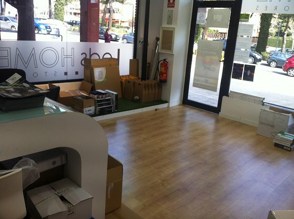 Local comercial en alquiler en calle Francia, Zona Avenida de Europa en Pozuelo de Alarcón - 256063271