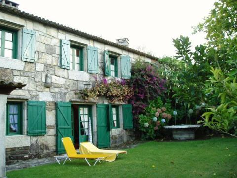 Casa en alquiler de temporada en calle Xeixo, Gondomar - 41088035