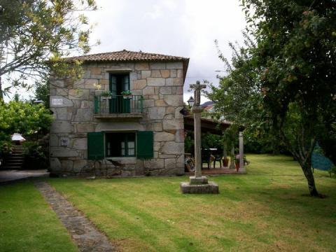 Casa en alquiler de temporada en calle Xeixo, Gondomar - 41088046