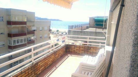 Piso en alquiler de temporada en calle Playa America, Nigrán - 70673095