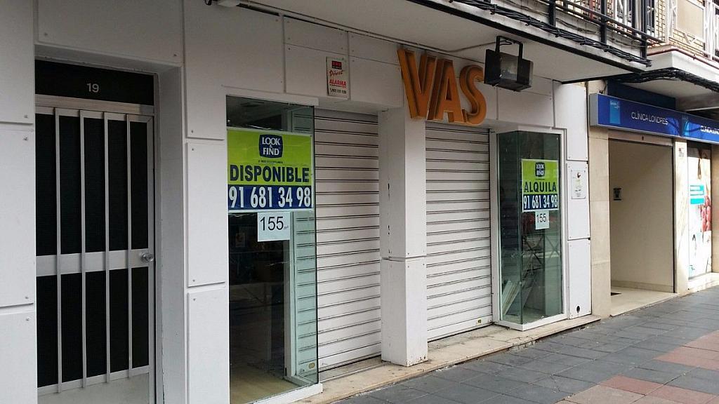 Local comercial en alquiler en calle Jardines, Centro en Getafe - 240679683