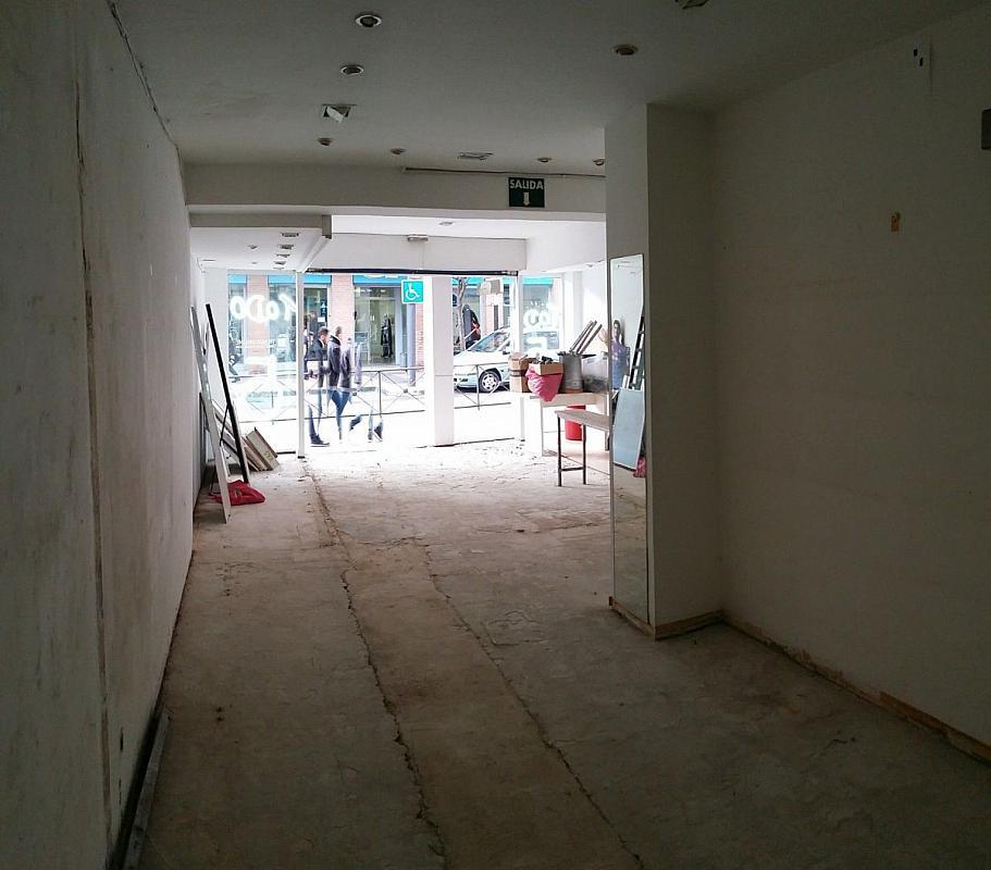 Local comercial en alquiler en calle Jardines, Centro en Getafe - 240679698