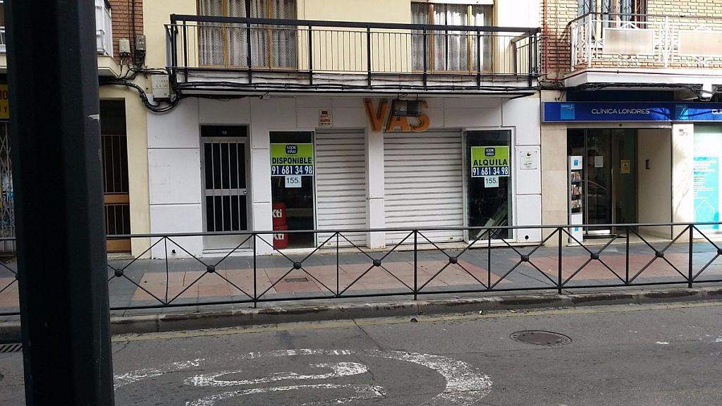 Local comercial en alquiler en calle Jardines, Centro en Getafe - 240679703
