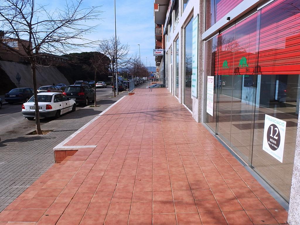 Terraza - Local comercial en alquiler en calle Crta Acces Costa Brava, Blanes - 174580360