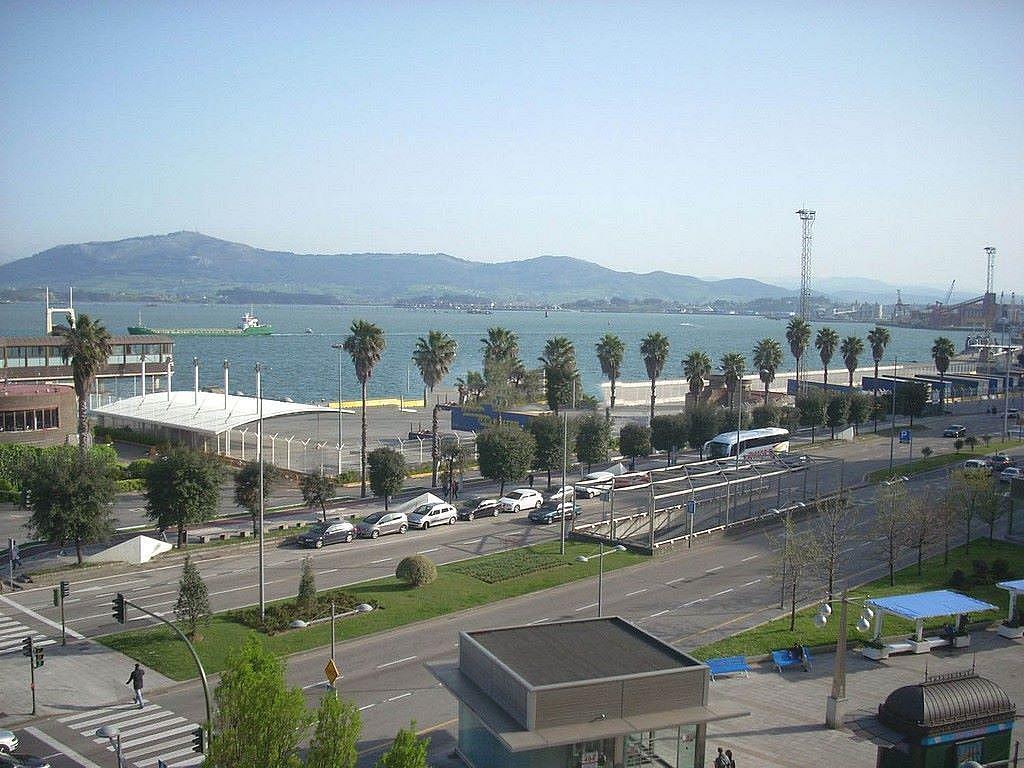 Vistas - Oficina en alquiler en Centro en Santander - 380000587