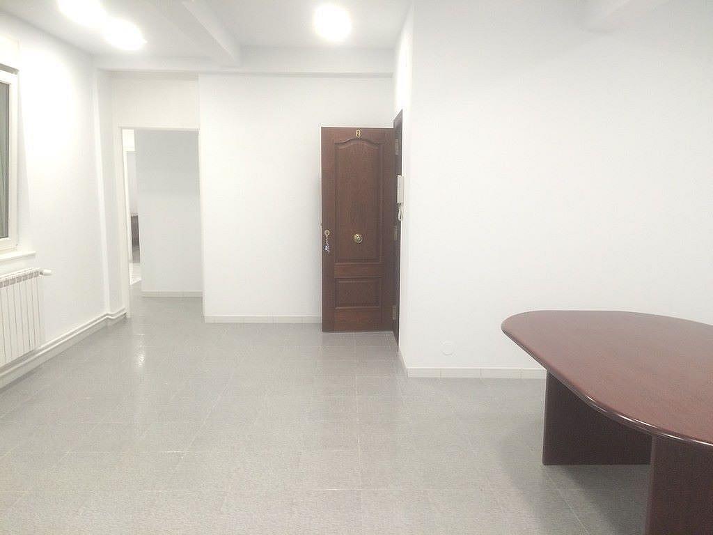Recepcion - Oficina en alquiler en Centro en Santander - 380000590