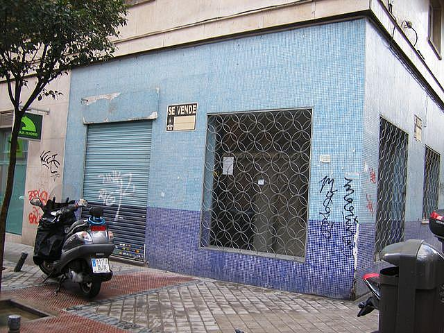Local comercial en alquiler en calle Vizconde de Matamala, Salamanca en Madrid - 154413502