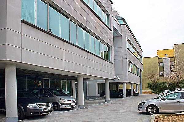 Oficina en alquiler en calle Josefa Valcarcel, San Pascual en Madrid - 205208849