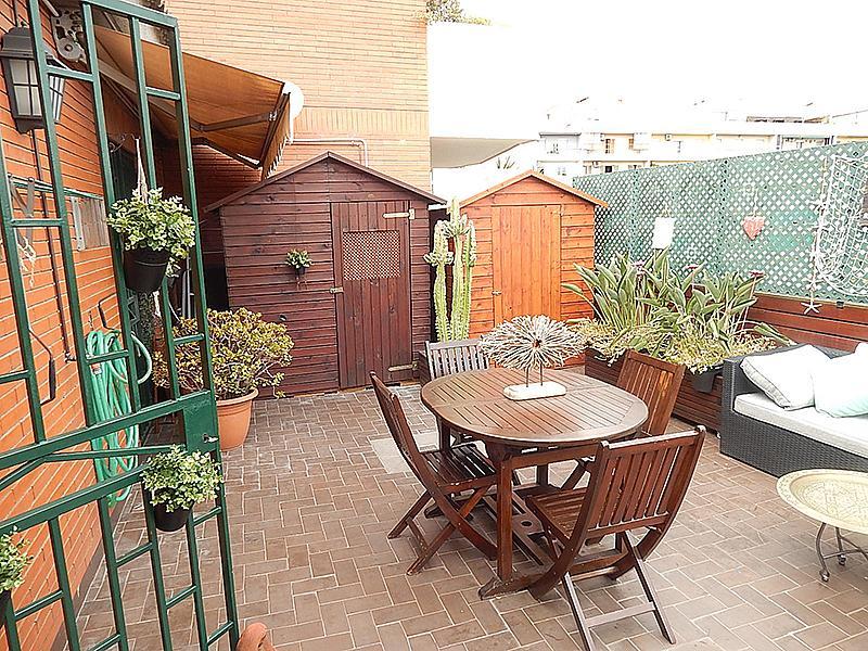 Ático en alquiler en calle Castillejos, El Baix Guinardó en Barcelona - 323059967