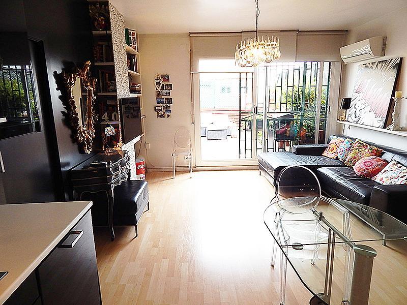 Ático en alquiler en calle Castillejos, El Baix Guinardó en Barcelona - 323060329