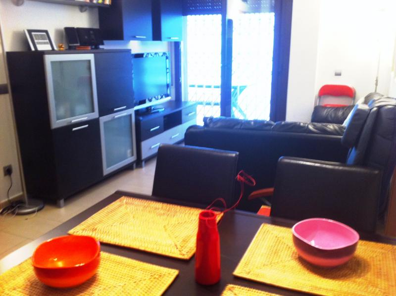Salón - Apartamento en alquiler en calle Platja D'aro, Platja d´aro - 63740682