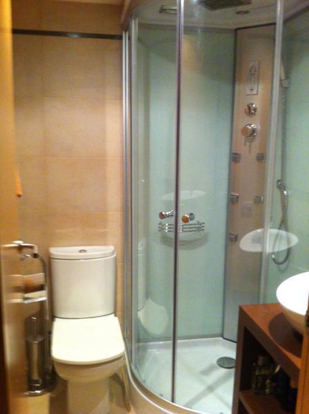 Baño - Apartamento en alquiler en calle Platja D'aro, Platja d´aro - 63740707