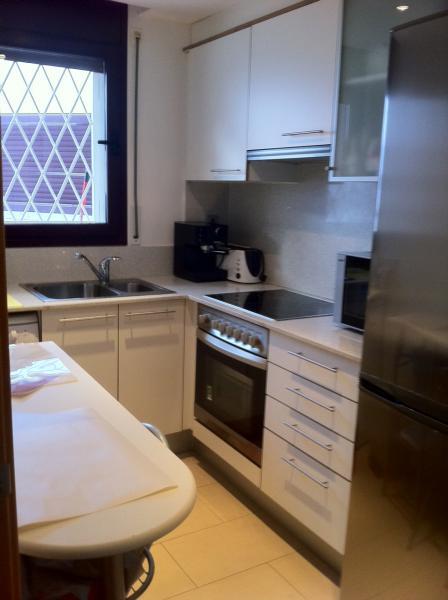 Cocina - Apartamento en alquiler en calle Platja D'aro, Platja d´aro - 63740716