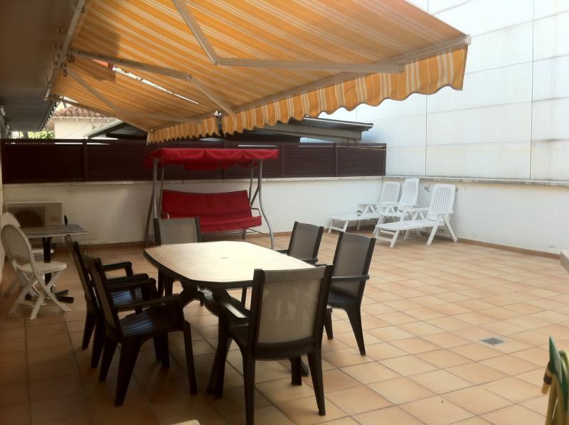 Terraza - Apartamento en alquiler en calle Platja D'aro, Platja d´aro - 63740726
