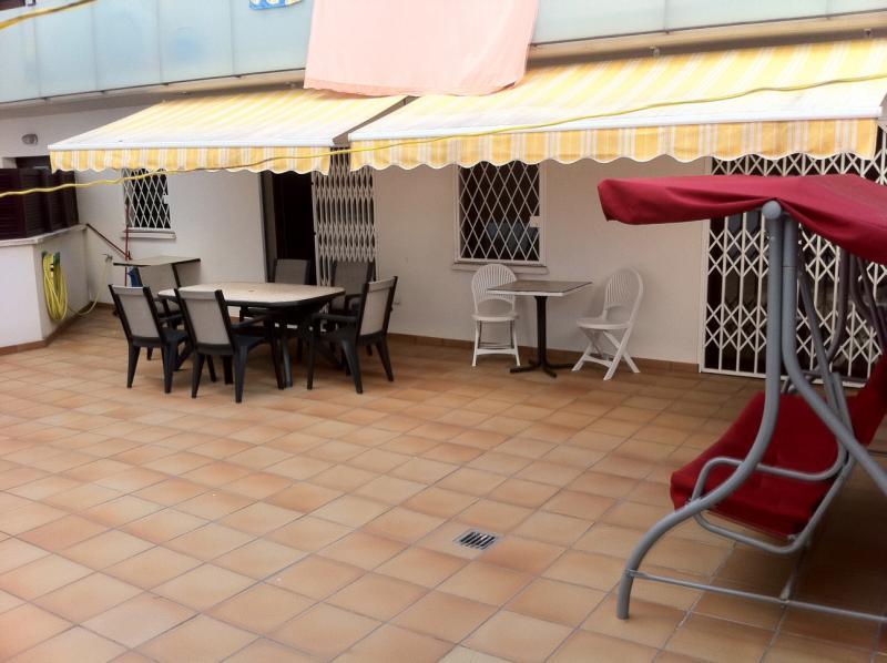 Terraza - Apartamento en alquiler en calle Platja D'aro, Platja d´aro - 63740733