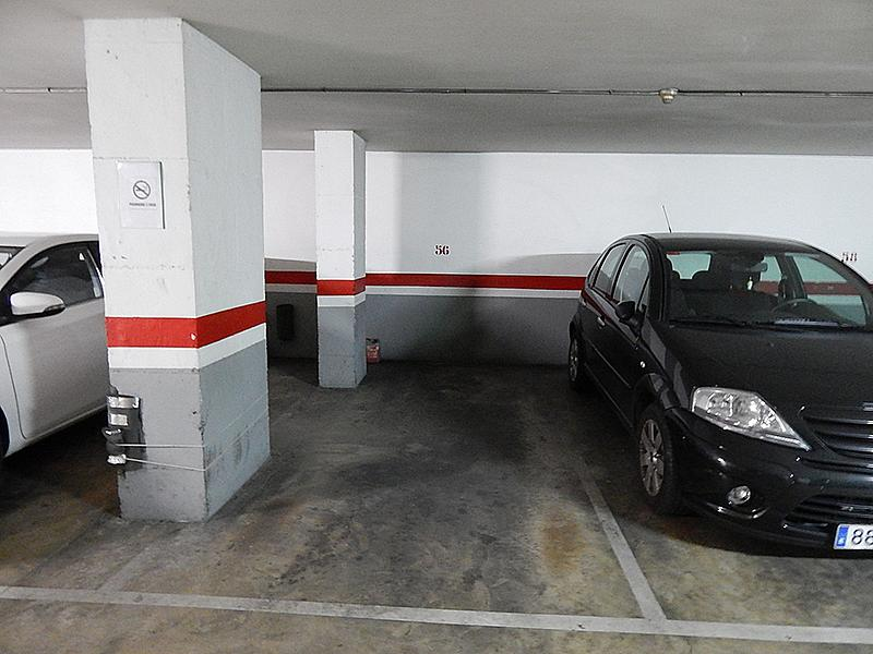 Parking en alquiler en calle Mallorca, La Sagrada Família en Barcelona - 213911094