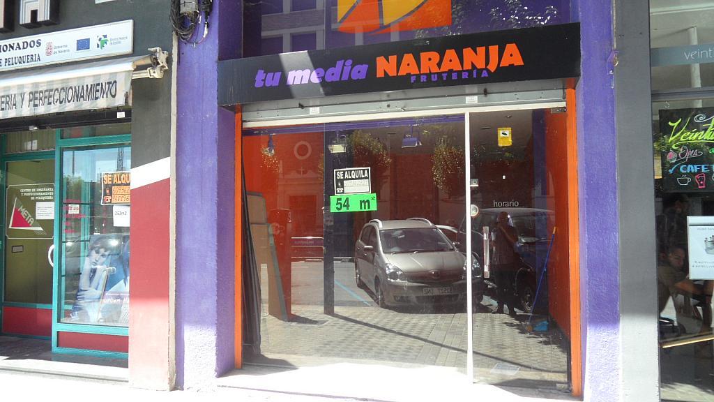 Local en alquiler en calle Abejeras, Iturrama en Pamplona/Iruña - 311229760