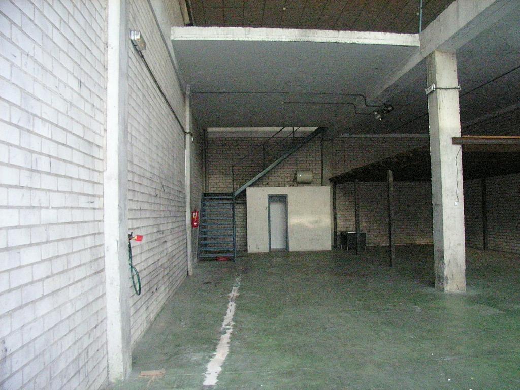 Nave industrial en alquiler en polígono Berriainz, Berriozar - 323478761
